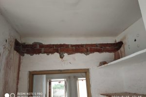 concealed copper pipe installation